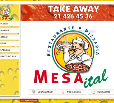 Imagem site Mesaital