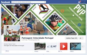 Captura Facebook Patinagem de Velocidade